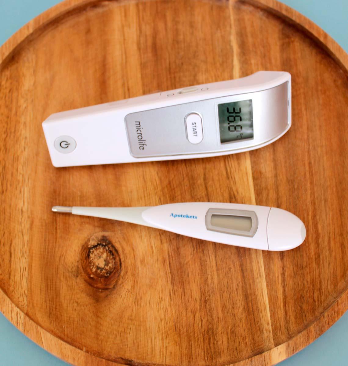 termometer pris apotek