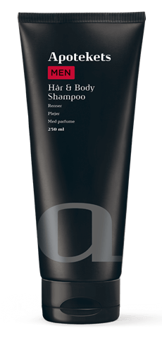 Apotekets MEN Hår & Body Shampoo