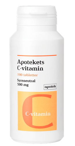 Apotekets C-vitamin 500 mg