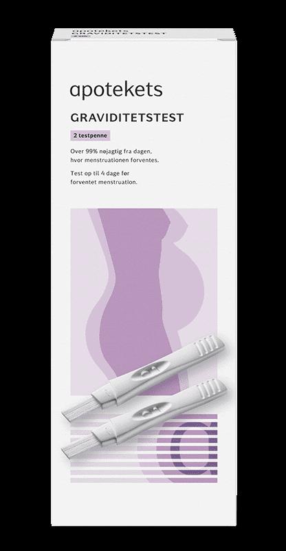 Øget udflåd gravid