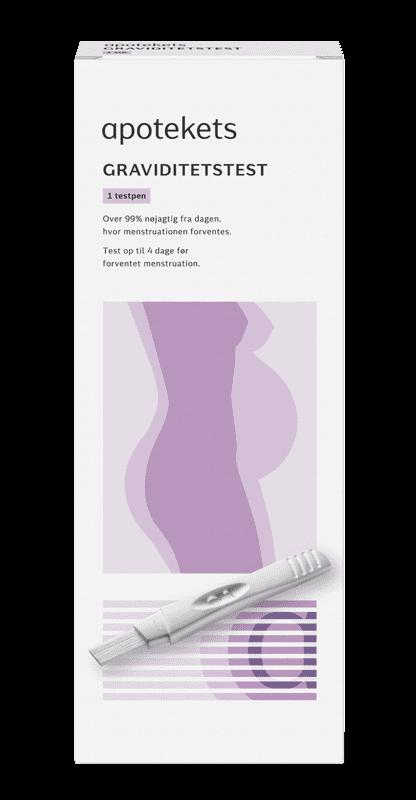 Positiv graviditetstest hvornår