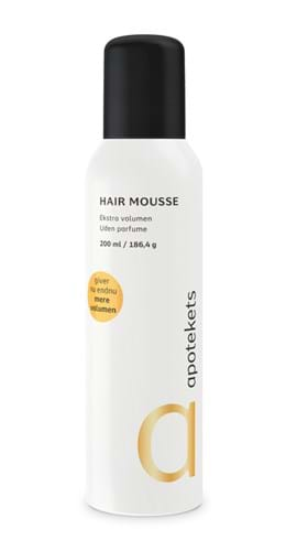 Apotekets Hair Mousse