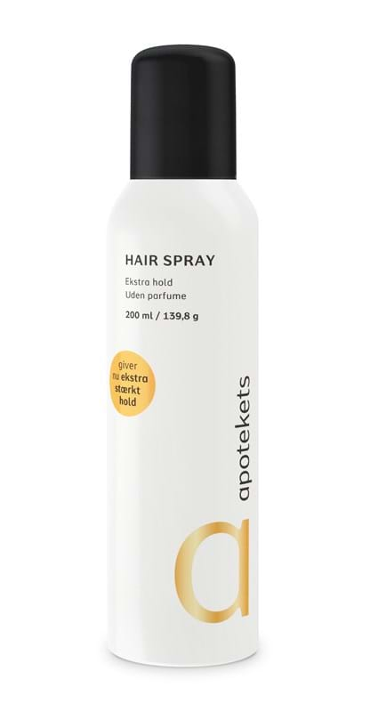 Apotekets Hair Spray
