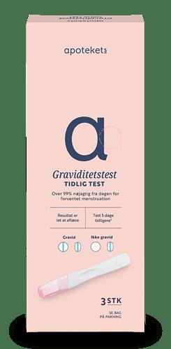 Graviditetstest nu positiv hvad positiv test
